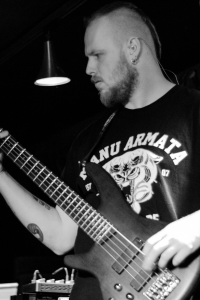 photo - Arjaan bass